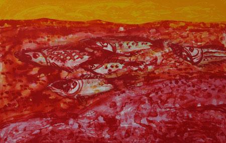 我的鱼趣列作品
